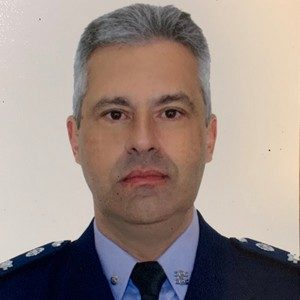 Major Esp. CTA. Jorge Alexandre