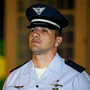 1° Tenente ESP CTA Eduardo Araújo da Silva