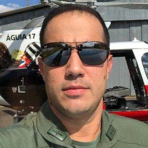 Primeiro Tenente PM Alan Cardoso de Andrade